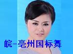 皖-亳州国标舞